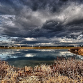 by Nataša Kos - Landscapes Cloud Formations ( HDR, Landscapes )