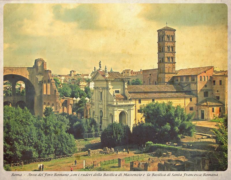 Agli albori del colore di romano