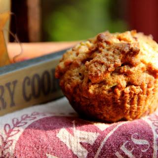 Apple Muffins (Vegan).