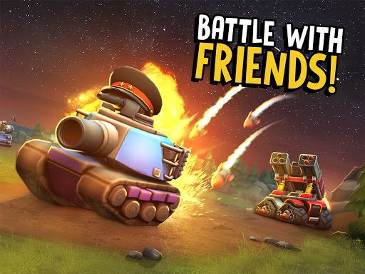 Pico Tanks: Multiplayer Mayhem modavailable screenshots 8