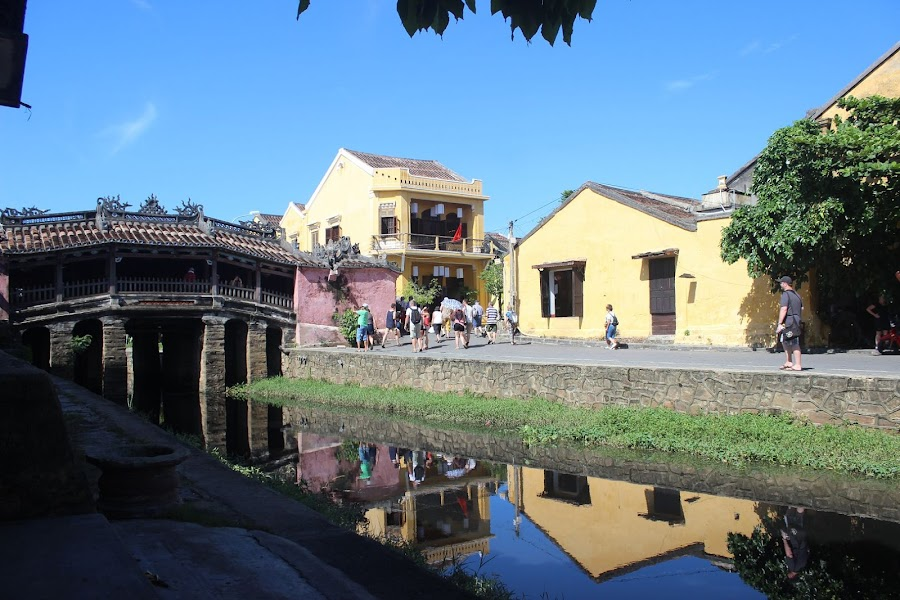 Hoi An Town by Henry Nguyen - City,  Street & Park  Skylines