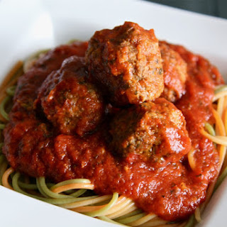 Meatball Pasta In White Sauce Recipes