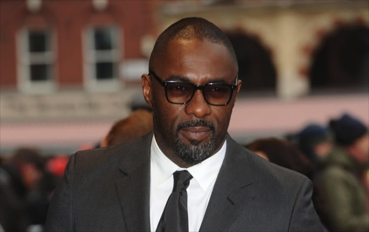 Actor Idris Elba. File photo.