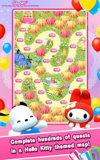 Hello Kitty Jewel Town Match 3 3.0.13 screenshots 4