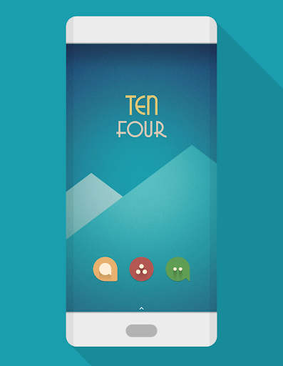 MINIMALE VINTAGE Icon Pack app for Android screenshot