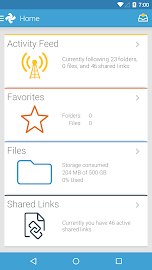 Syncplicity Screenshot 1