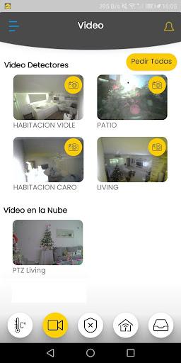 Movistar Prosegur Alarmas screenshot 2