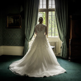 mk wedding photography - coombe abbey by Marek Kuzlik - Wedding Bride ( coventry weddings, bride prepararion, marek kuzlik, bride, coombe abbey )