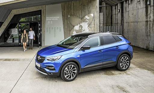 The design of the Grandland X is good, just not as good as its Peugeot sibling. Picture: QUICKPIC