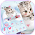 Cute Kitty Theme lovely Cup Cat Wallpaper file APK for Gaming PC/PS3/PS4 Smart TV