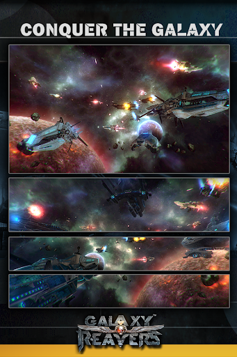 Galaxy Reavers-Space RTS  άμαξα προς μίσθωση screenshots 1