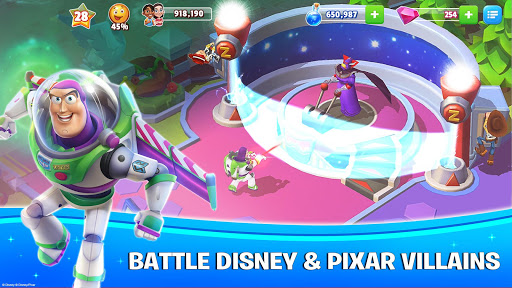 Disney Magic Kingdoms: Build Your Own Magical Park  screenshots 5