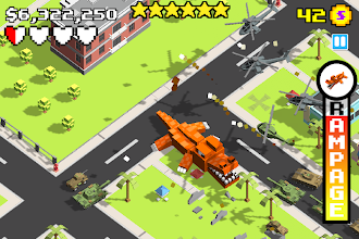 Smashy City X Ultraman - Monster Game screenshot thumbnail
