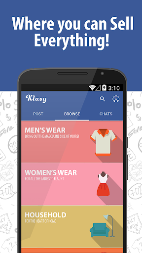免費下載購物APP|Klasy - 銷售,捕捉,聊天和購買 app開箱文|APP開箱王