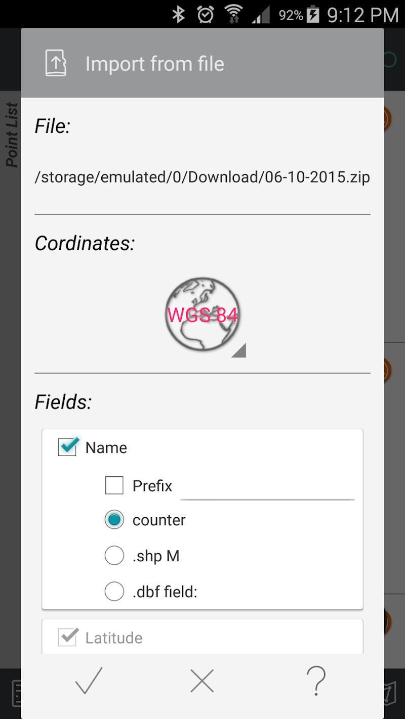 Mobile Topographer Pro Screenshot 13