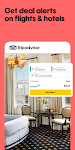 screenshot of Tripadvisor Hotel, Flight & Restaurant Bookings