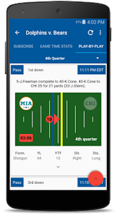 OnPoint Sports - Live Scores- screenshot thumbnail