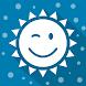 正確な天気 YoWindow ライブ壁紙 ウィジェット