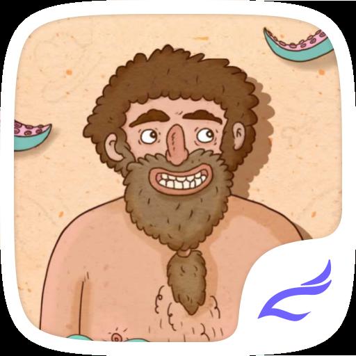 男とイカ 漫畫 App LOGO-APP開箱王