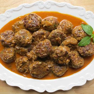 Thai Meatball Curry