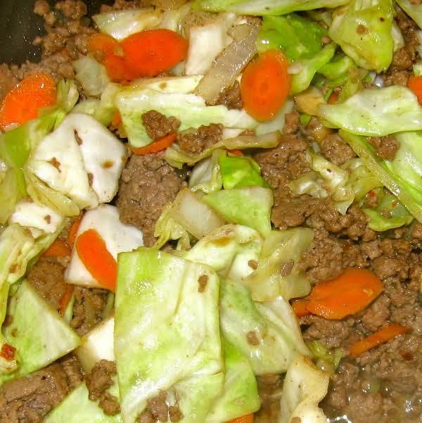 Hamburger No Helper Recipe