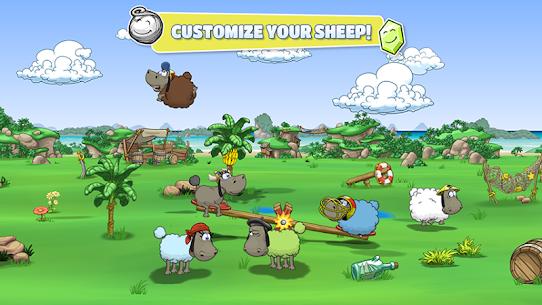 Clouds & Sheep 2 Mod Apk (Unlimited money) 6