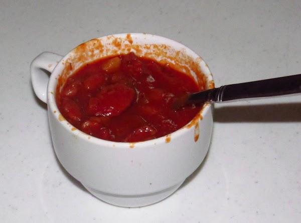 Barbecue Soup Recipe