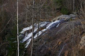 Photo: der immer hørende Wasserfall (Foss)