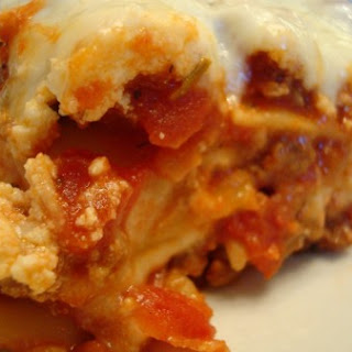 Mom's Fabulous Lasagna