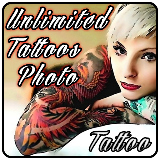 Unlimited Tattoos Photo Maker