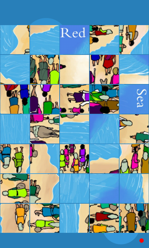 Bible Picture Puzzle- screenshot