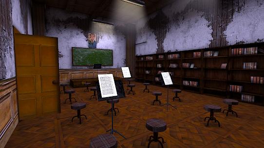 Undead Erich Sann : jogos de terror na Academia Apk Mod (Poder Infinito) 2