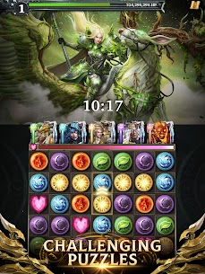 Legendary Game of Heroes MOD APK 3.9.1 [Quick Win] 2