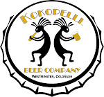 Logo of KOKOPELLI BETTER HALF AMBER ALE
