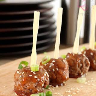 The BEST Sweet & Sour Slow Cooker Meatballs.