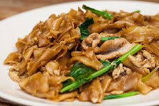 (Lunch) Pad See Ew Noodle