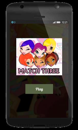 Match 3 Fairys Game