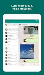 Tablet for WhatsApp by WhatsTablet APK screenshot thumbnail 2