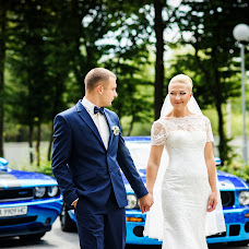 Wedding photographer Єvgenіya Slyusarchuk (Slyuszrchuk). Photo of 26.06.2017