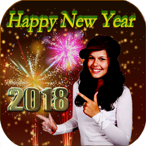 New Year Photo Frames-2018 Greetings Wishes Android APK Download Free By DBEST APP CREATORS