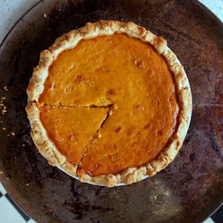 Sweet Meat Squash Pie Recipes