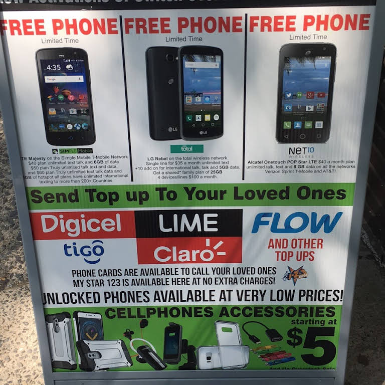 Simple Mobile/TotalWireless/Pageplus/Net10    - Cell Phone Store in