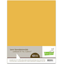 Lawn Fawn Cardstock - No. 2 Pencil