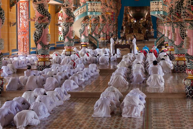 Photo: Cao Đài Holy See, Tây Ninh, Vietnam