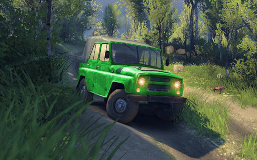 Jeep Driving Games 2018: Off Road Jeep Parking 4×4 1.0 screenshots 1