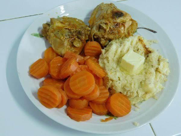 Super Cheesy Polenta (rice Cooker) Recipe
