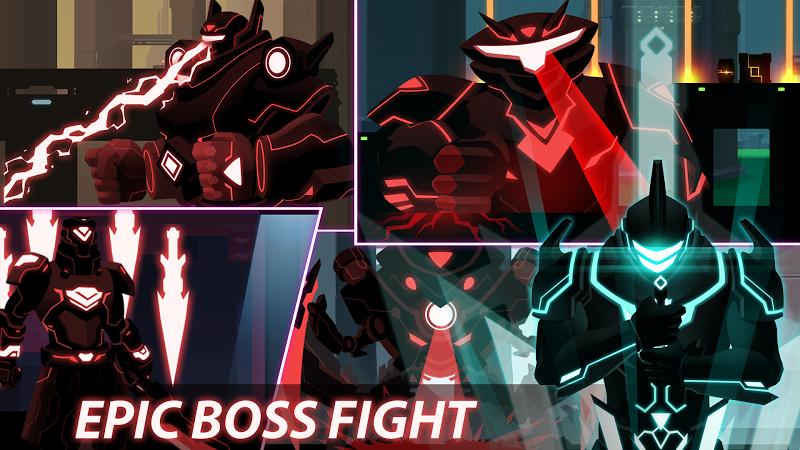Overdrive - Ninja Shadow Revenge Screenshot 13