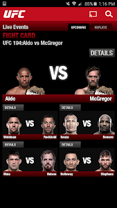 UFC.TV & UFC FIGHT PASS v6.0203