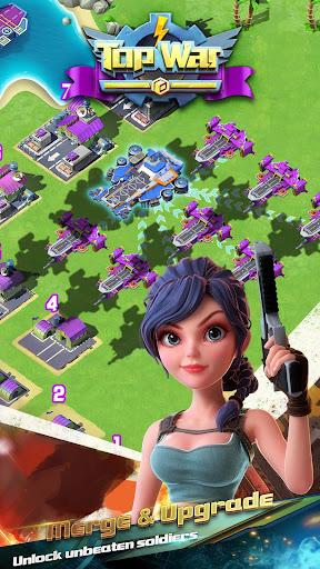 Top War: Battle Game fond d'écran 2