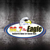 96.7 The Eagle - Classic Rock - Rockford (WKGL)